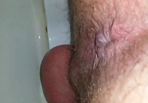 Sexy juicy shit in the close-up